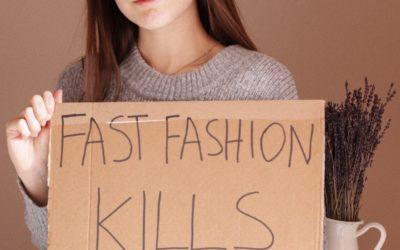 Il problema del fast fashion